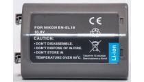 Nikon, baterija EN-EL18